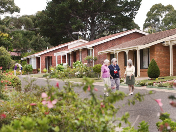 Salford Retirement Estate