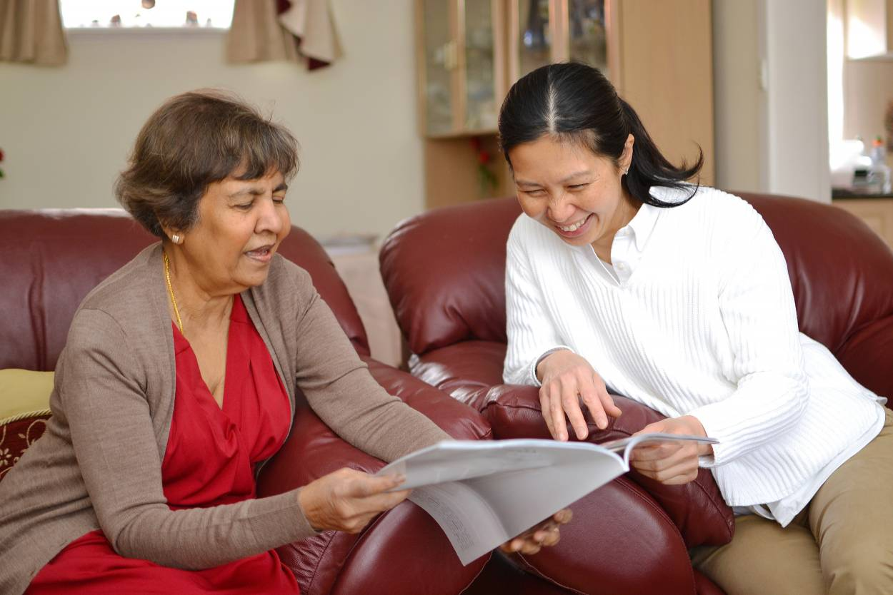 At MiCare we help you live independently - Gippsland, Victoria