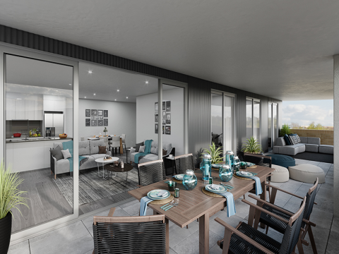 The Village at Corrimal - Coastal Living in Wollongong - 1, 2 & 3 Bed Apartments