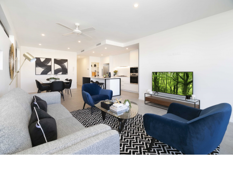 Ready to Move In! Luxury Downsizer Apartment Living at The Hathaway