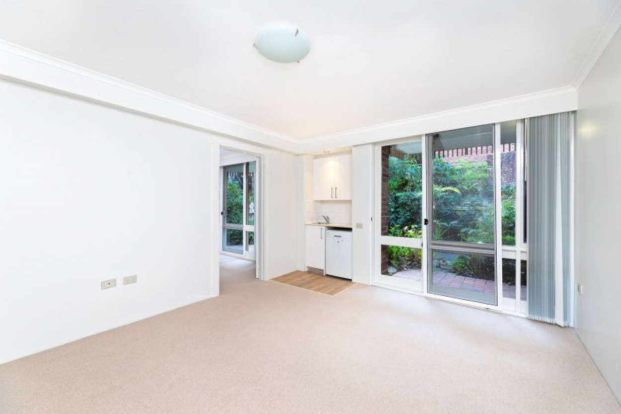 Secure, sizeable and brimming with natural light