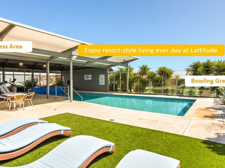 Lattitude Lakelands - Resort Style & Active Living for over 55s