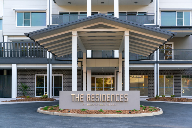 Introducing The Residences at Brookfield Green