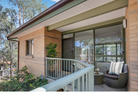 Anglicare St Stephens - Well-priced two bedroom unit on the first floor