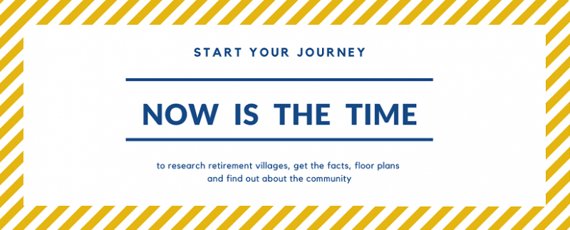 Now is the time! Start your journey today ...