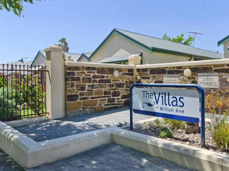 The Villas on Milton