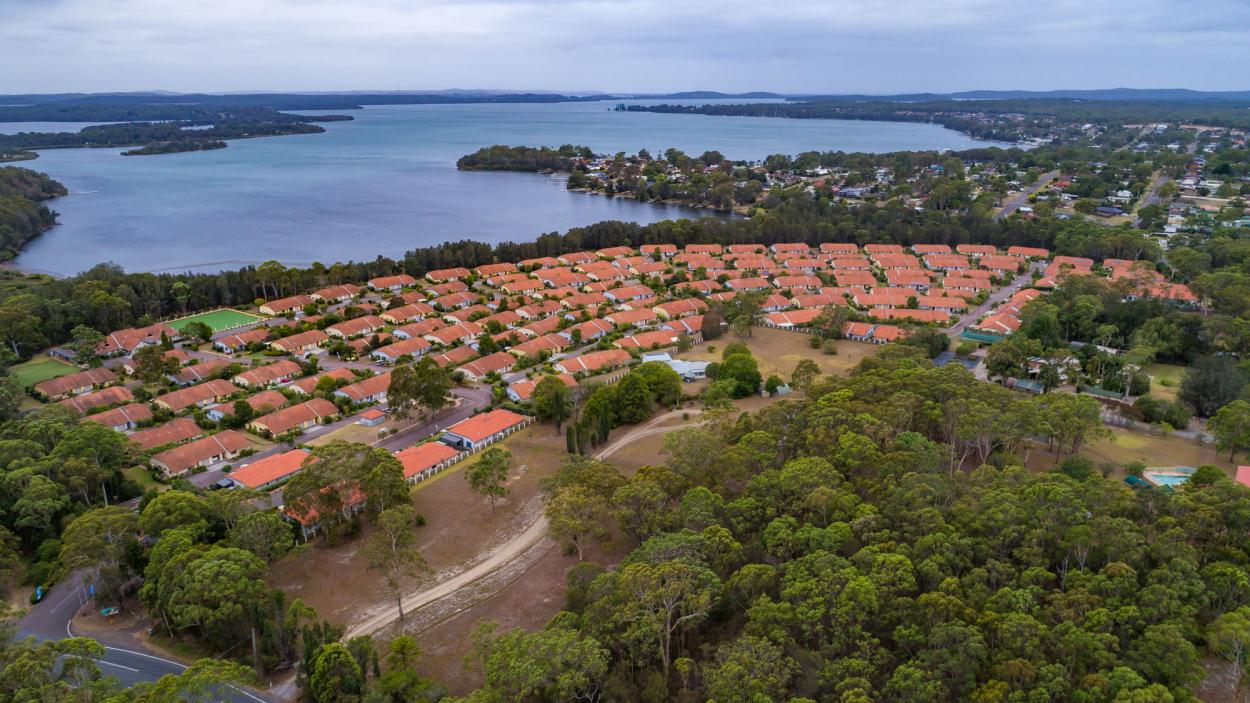 Lakeside Retirement Village  157 Marconi Road - Bonnells Bay 2264 Retirement Property for Sale