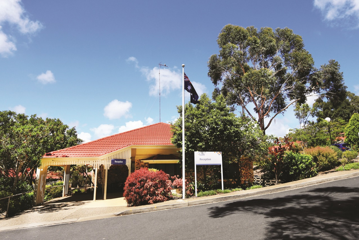 Churches of Christ in Queensland Marana Gardens Aged Care Service