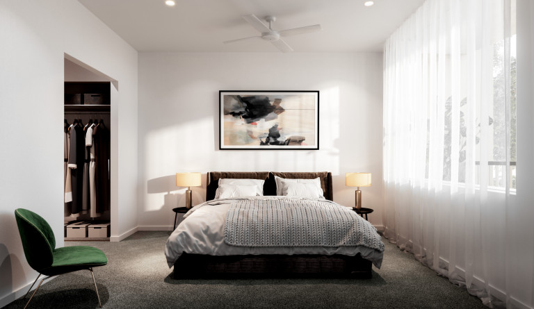 Apartment 132 | The Ninth Middle Ridge