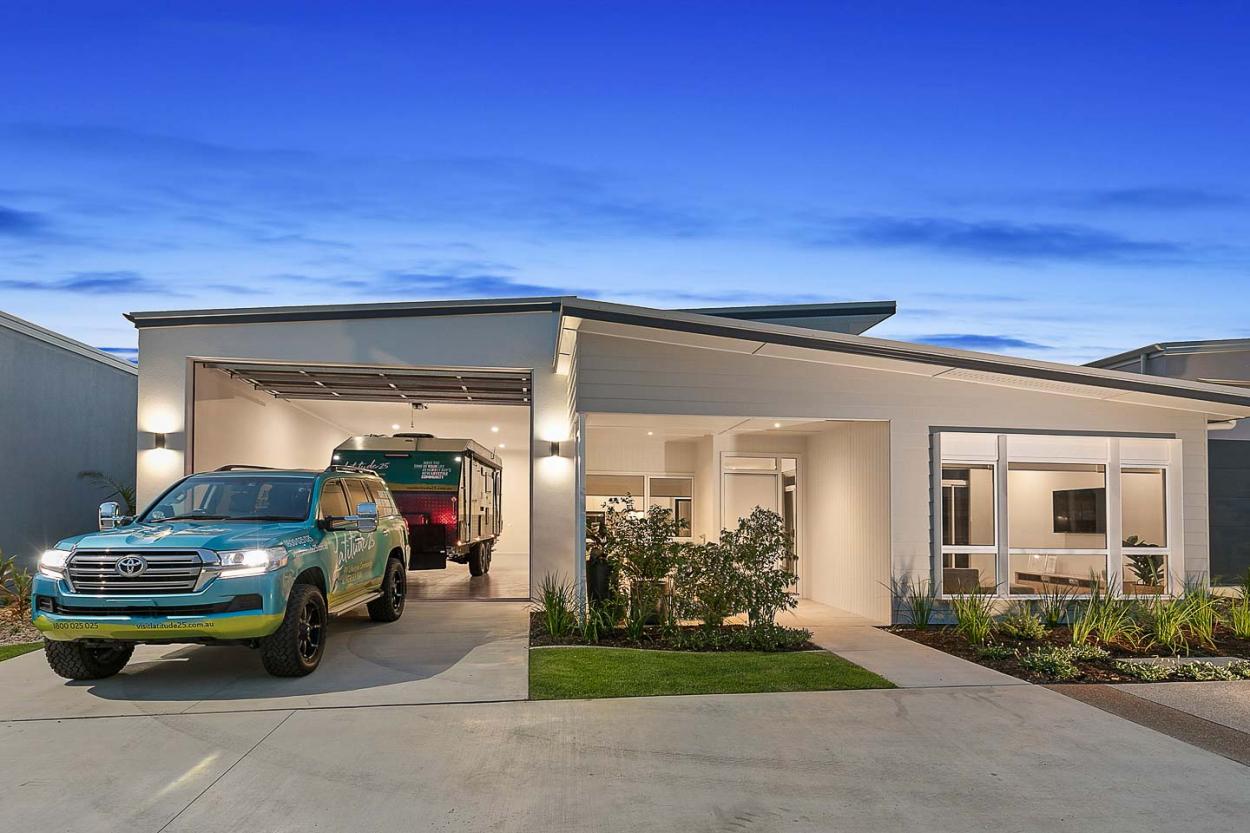 Latitude25, RV Lifestyle Community at Hervey Bay 1  Latitude Boulevard - Nikenbah 4655 Retirement Property for Sale
