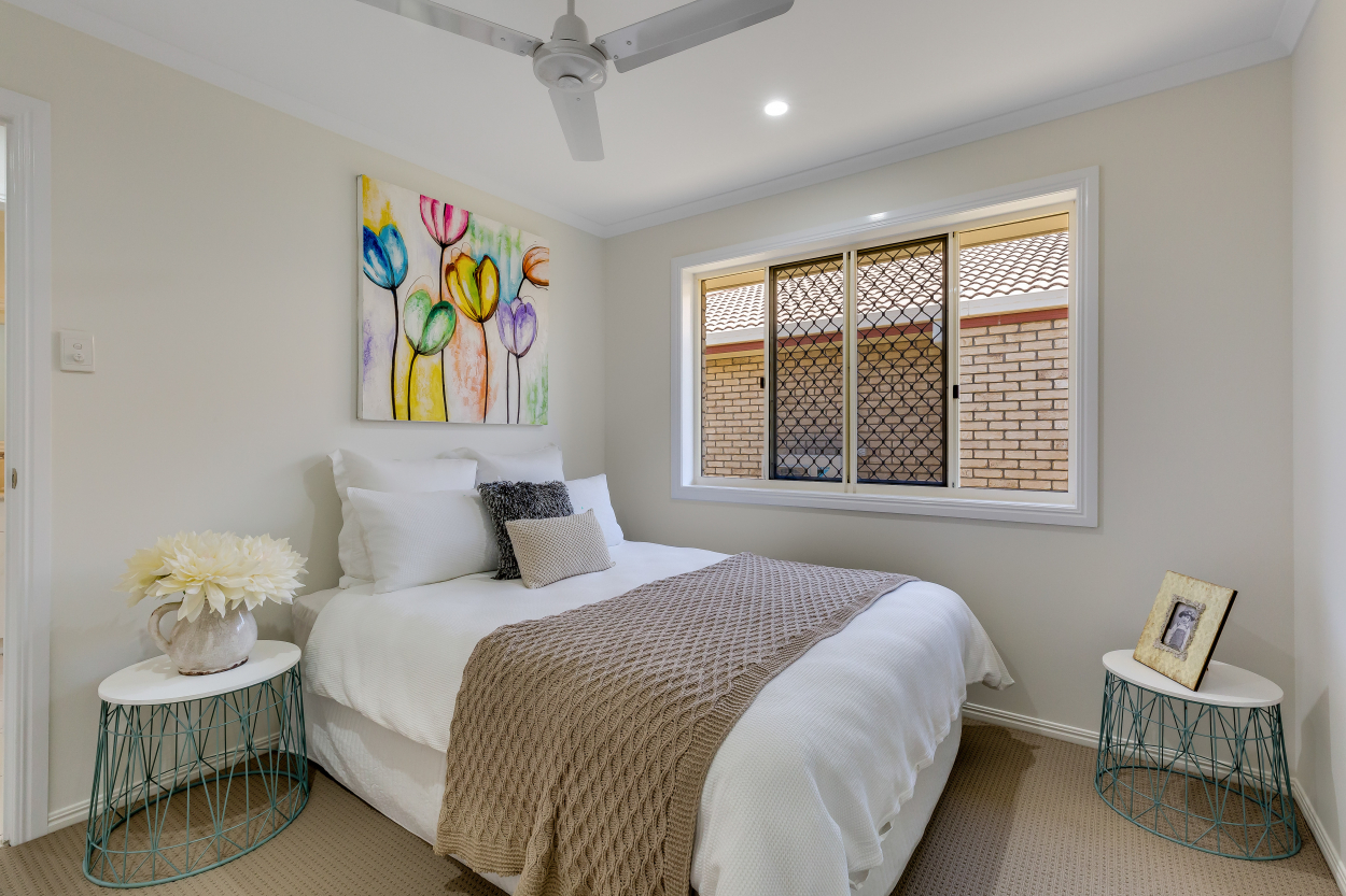 Affordable two bedroom homes 206  Phillip Street - Mount Pleasant 4740 Retirement Property for Sale