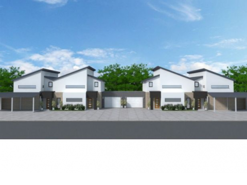 Choice of 4 Double Storey Dwellings!