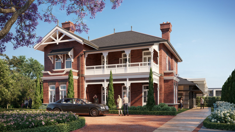 Over 55's - Luxury Independent Living at its Finest