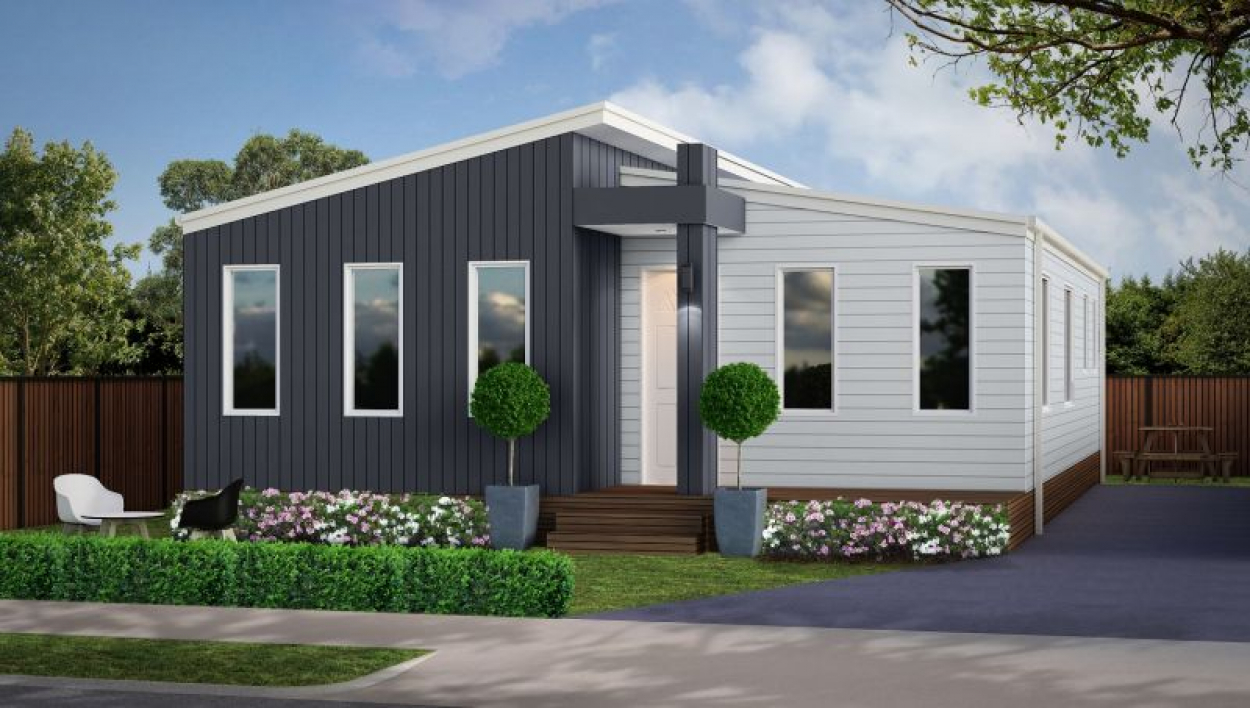 New 3 bedroom home coming soon - 6 months FREE site fees