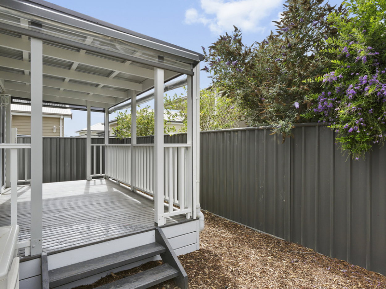Enjoy a newly renovated home with modern features
