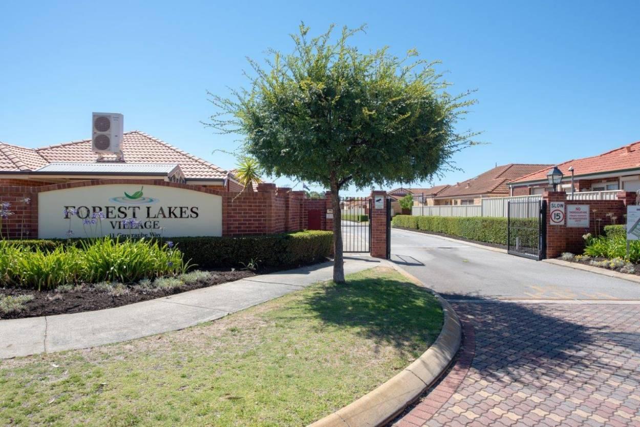 Villa 99 Forest Lakes Village  Villa 99 41 Geographe Way  - Thornlie 6108 Retirement Property for Sale
