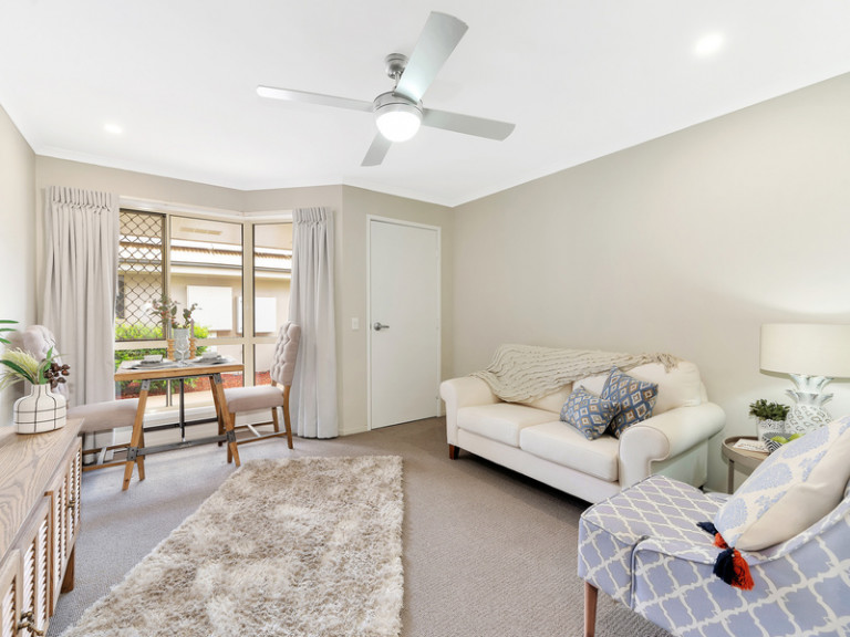Your own private apartment within a vibrant community