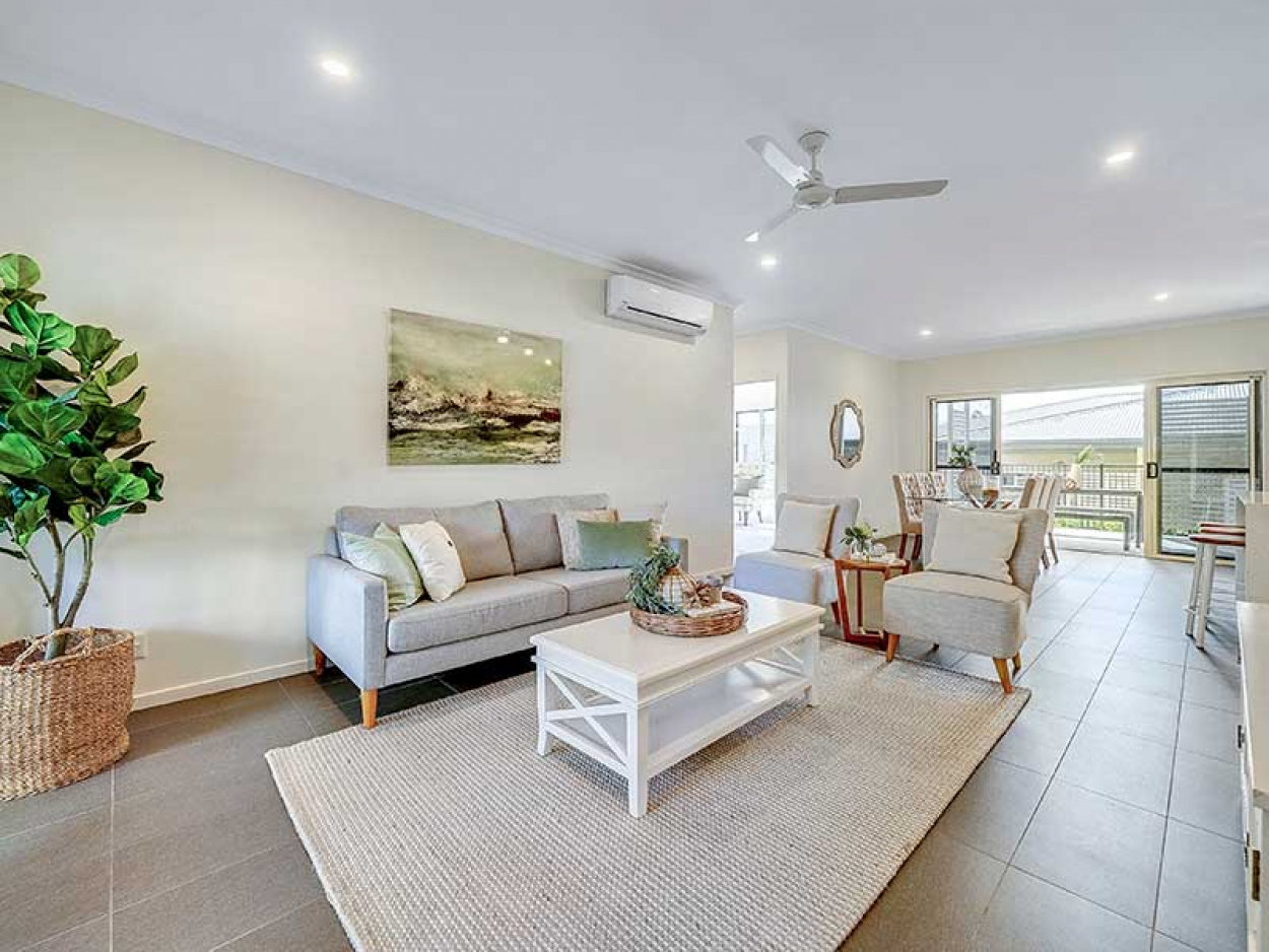 Bright, spacious brand-new villa with views 68/209  Illaweena Street - Drewvale 4116 Retirement Property for Sale