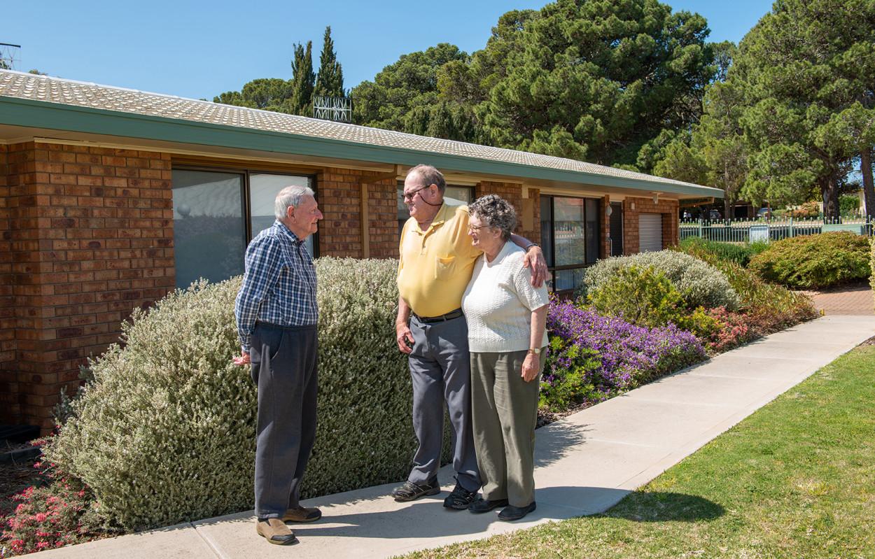 Eldercare The Village Retirement Living