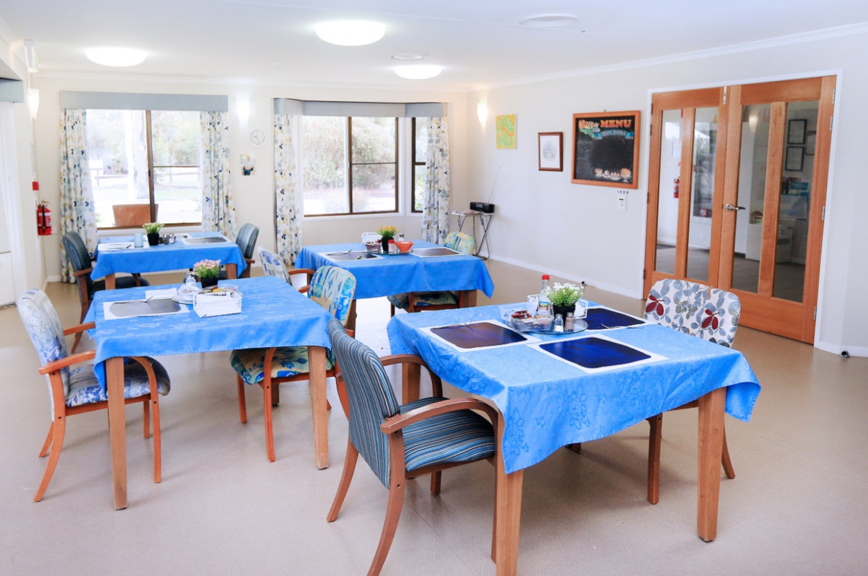 Churches of Christ in Queensland Warrawee Aged Care Service