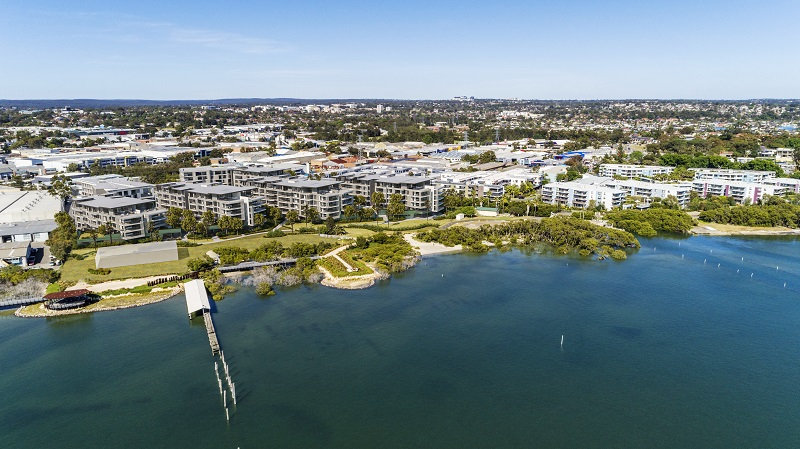 Stunning waterfront village - Anglicare Woolooware Shores, Taren Point