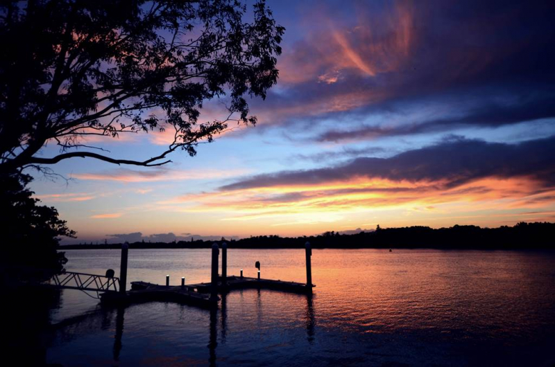 Palm Lake Resort – Tweed River is located on the waterfront at beautiful Barneys Point
