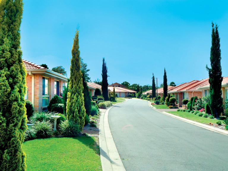 Lincoln Gardens Retirement Village