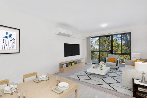 Uniting Mullauna - 2 Bedroom Apartments