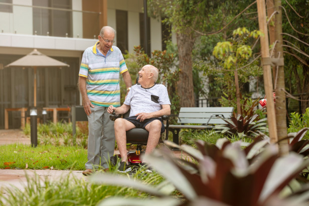 A genuine alternative to aged care on the Central Coast