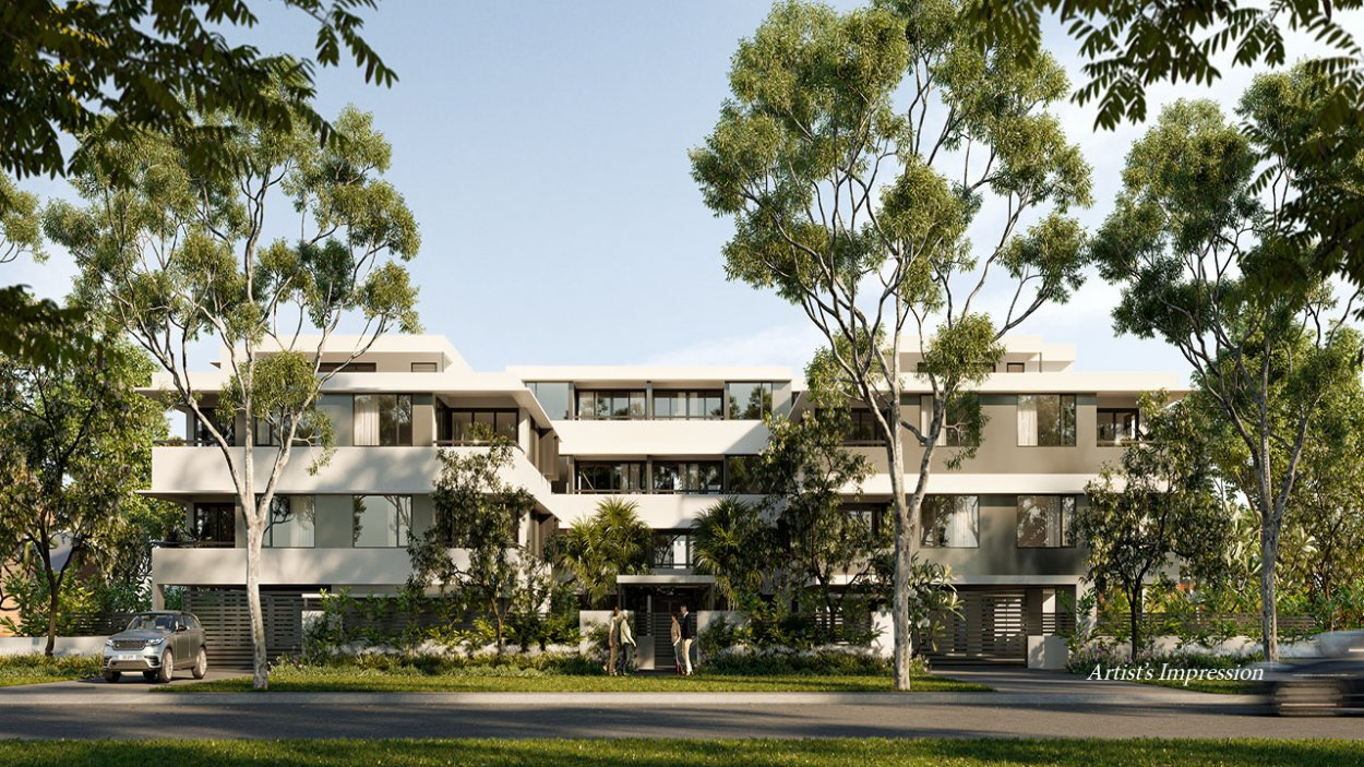 Large three bedroom apartment with parkland views - only one remaining Apt 217, 56 - 58 Yamba Road - Yamba 2464 Retirement Property for Sale