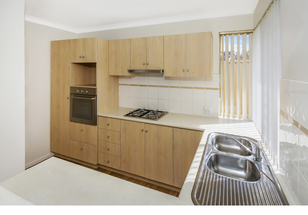 4 Geneva Estate - Refurbished two-bedroom villa boasting new flooring, new bathroom and repainted throughout