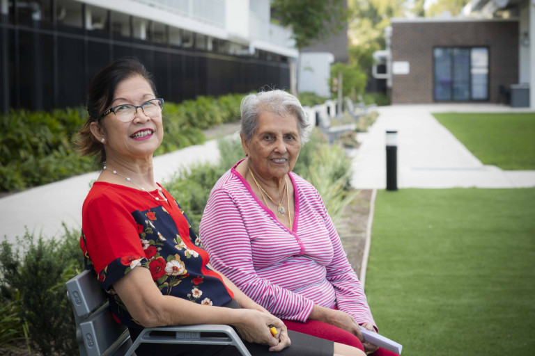 Retire where you feel at home with Anglicare Sydney