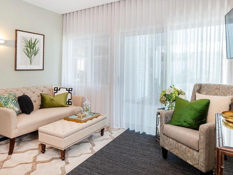 Superior Single Suite with Private Ensuite