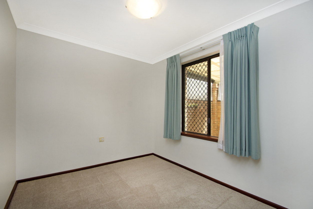 Affordable ground floor villa close to everything