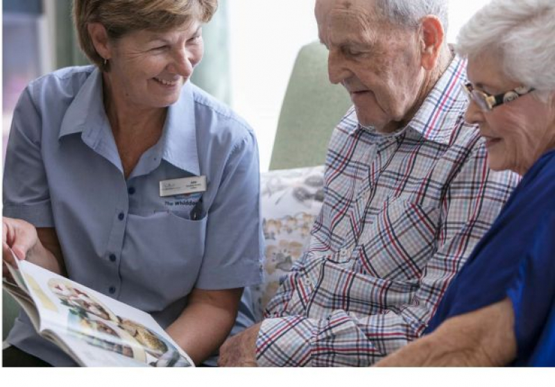 Whiddon Group Grafton Residential Care