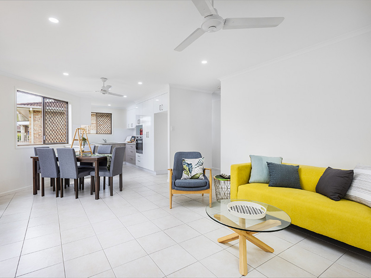 Come in and see this home for yourself  58 Johnston Road - Avoca 4670 Retirement Property for Sale