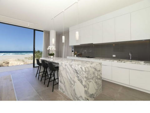 Palm Beach Gold Coast Ground Floor Absolute Beachfront Luxury - ONE Palm Beach