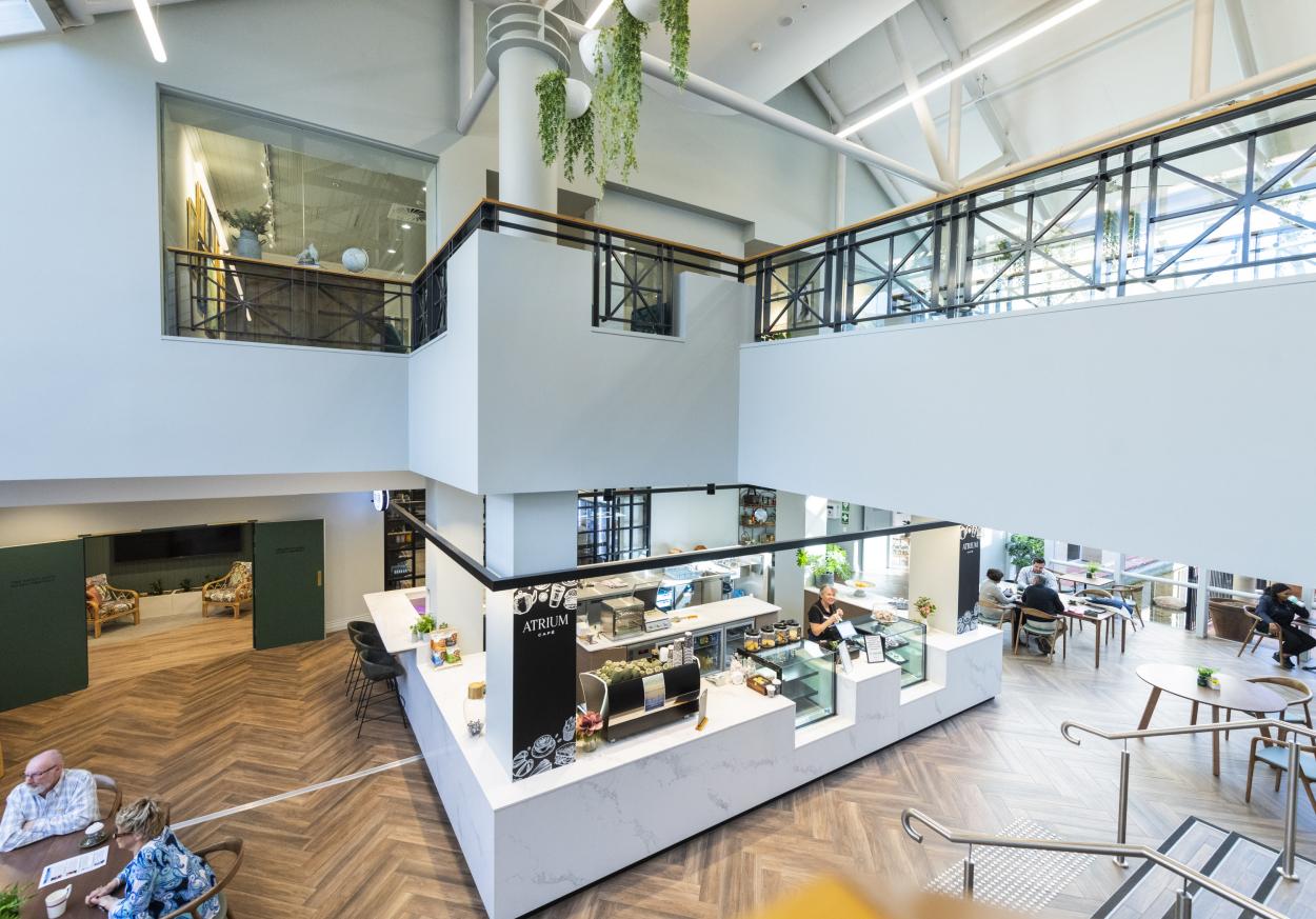 Spacious Studio Apartments at Greenway Views