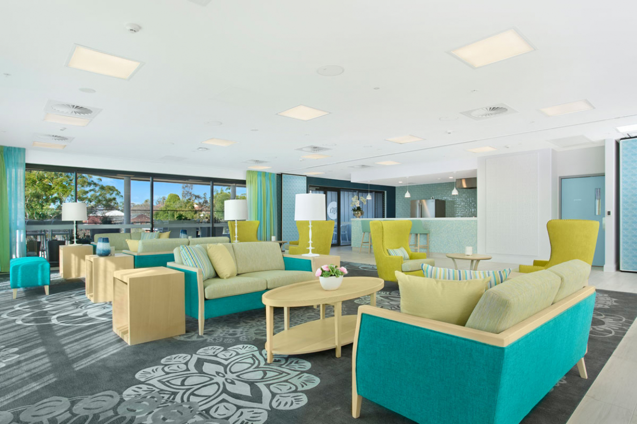IRT Thomas Holt Kirrawee Aged Care Centre  1-25 Acacia Road - Kirrawee 2232 Retirement Property for Aged-care-facility