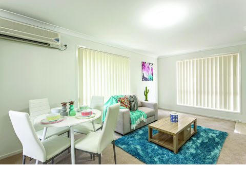 Offering relaxed retirement living in the charming regional city