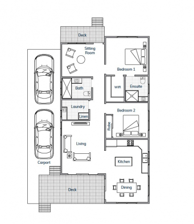 Cedar II  1A Lincoln Road - Port Macquarie 2444 Downsizing Apartment for Sale