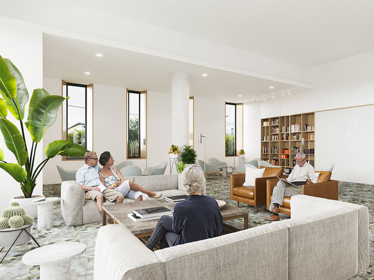 The Pavilion North Kirra retirement community 3  Lang Street - Bilinga 4225 Retirement Property for Sale