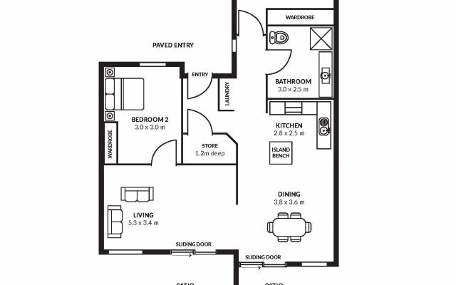 Great Location - Close to Clubhouse and Facilities Villa 49