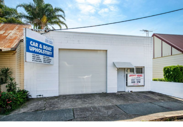 Inner City Warehouse for Business or Potential Residential