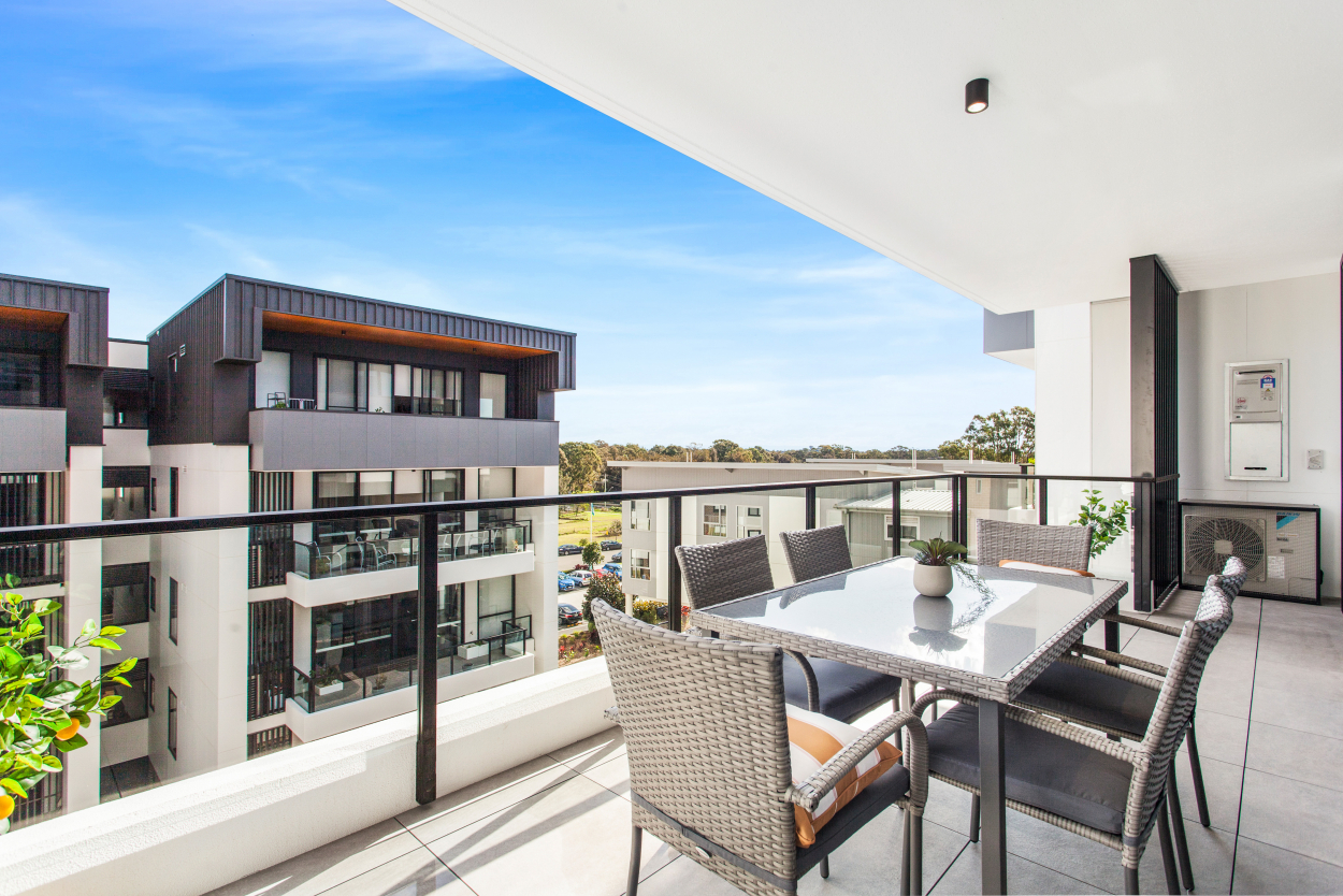 Wollemi 56 | An absolute delight.  56/8  Free Settlers Drive - Kellyville 2155 Downsizing Apartment for Sale