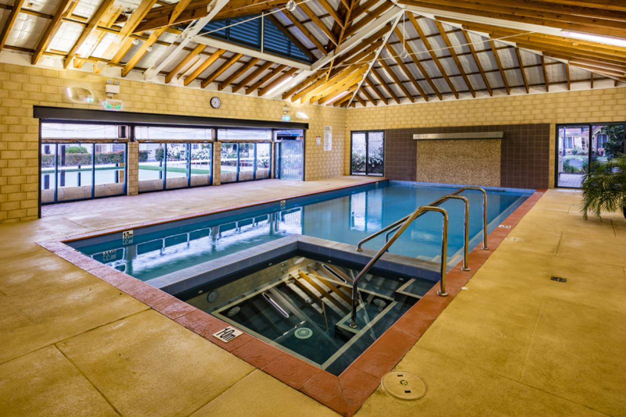 Perfectly located villa