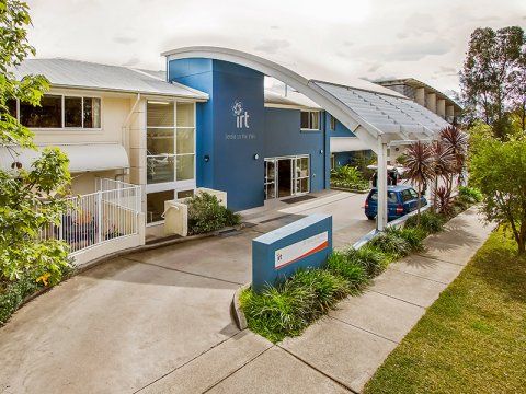 IRT Berala on the Park Aged Care Centre