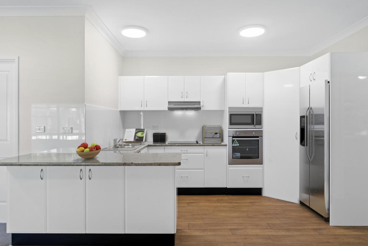 Woodport Retirement Village Erina: 3-bedroom apartment