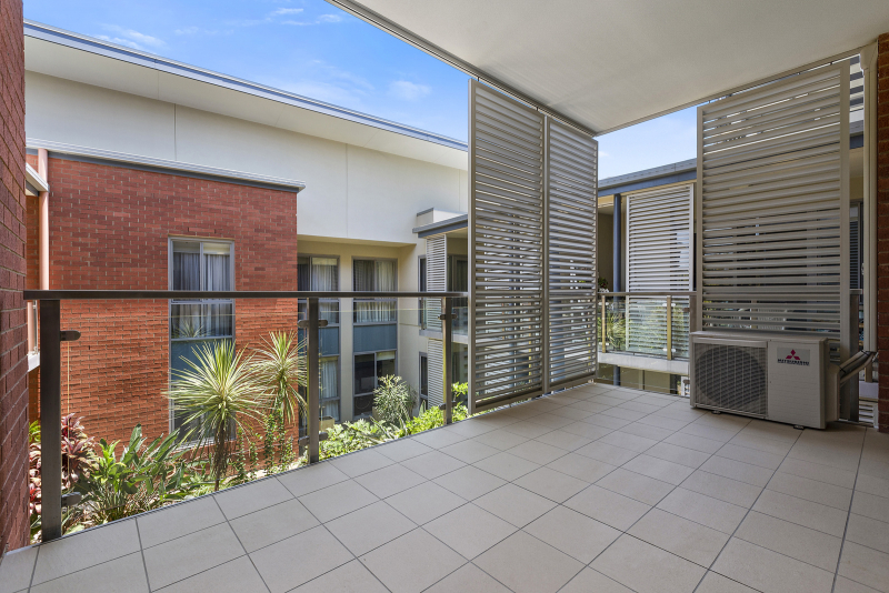 Second storey with courtyard view - Tantula Rise 22