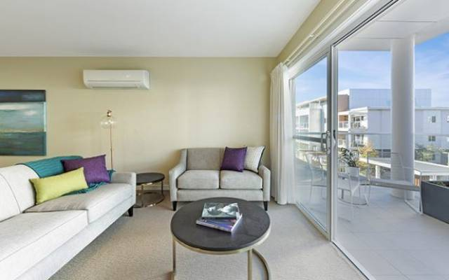 Stunning two-bedroom apartment at The Central by Goodwin
